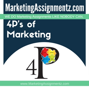 4P's of Marketing Assignment Help