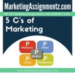 5 C's of Marketing