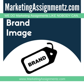 Brand Image Project Help