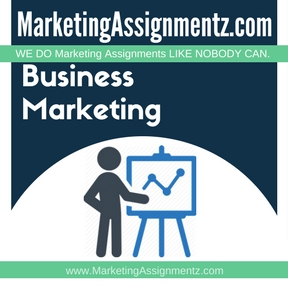 Busines Marketing Assignment Help