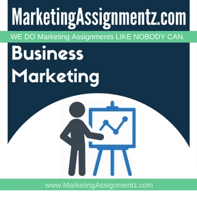 Business Marketing Assignment Help