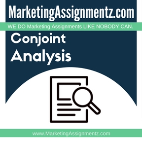 Conjoint Analysis Assignment Help