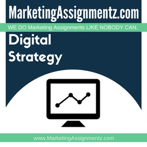 Digital Marketing Strategy Assignment Help