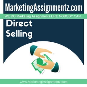Direct Selling Assignment Help
