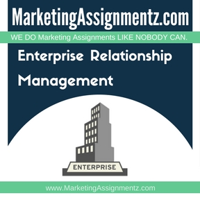 Enterprise Relationship Management Assignment Help