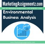 Environmental Business Analysis