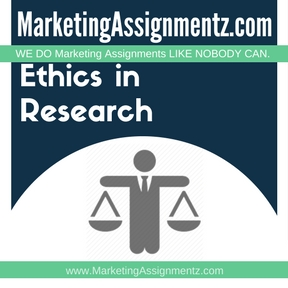 Ethics in Market Research Assignment Help
