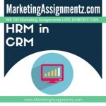 HRM in CRM