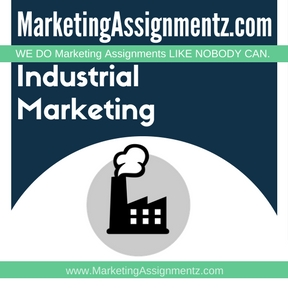 Industrial Marketing Assignment Help