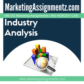 Industry Analysis Assignment Help