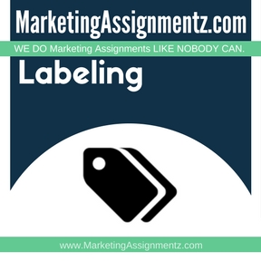 Labeling Assignment Help