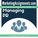 Managing PR