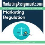Marketing Regulation