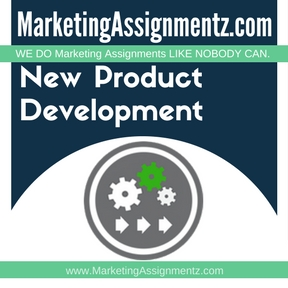 New Product Development Assignment Help