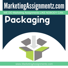 Packaging Assignment Help