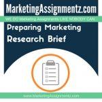 Preparing Marketing