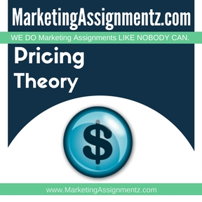 Pricing Theory Assignment Help