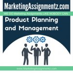 Product Planning and Management