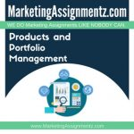 Products and Portfolio Management