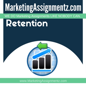 Retention Assignment Help