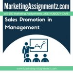 Sales Promotion in Marketing Management