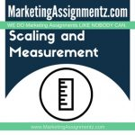 Scaling and Measurement