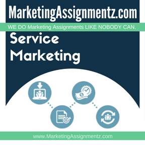 Service Marketing Assignment Help