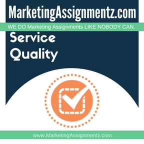 Service Quality Assignment Help