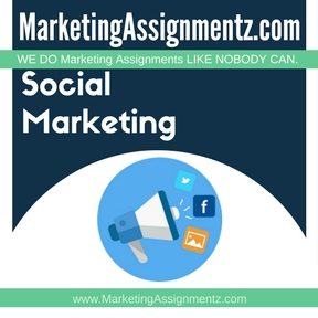 Social Marketing Assignment Help