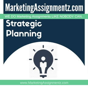 Strategic Marketing Options and Planning Assignment Help