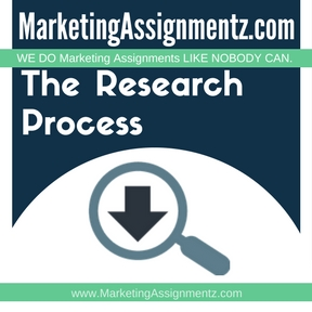 The Research Process Assignment Help
